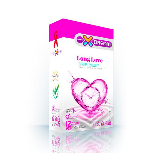 کاندوم لذت طولانی