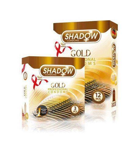 کاندوم طلایی شادو