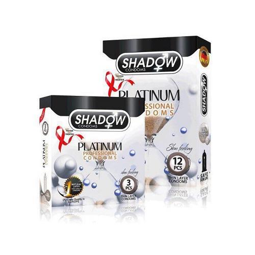 کاندوم پلاتینیوم شادو