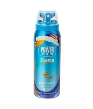 Power Man Delay Spray