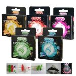پکیج 5 تایی کاندوم فضایی شادو