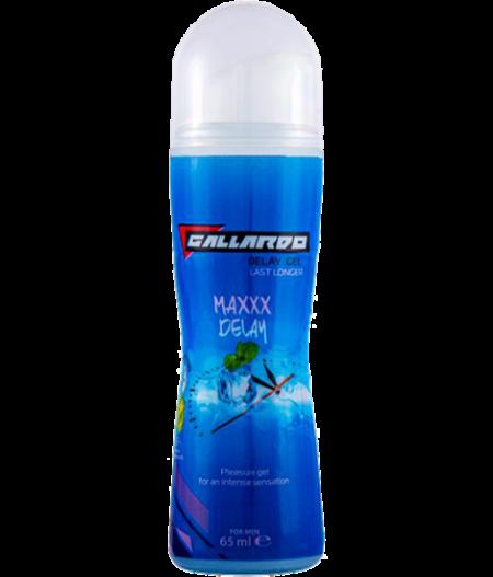 ژل تاخیری و خنک کننده مدل MAXX DELAY گالاردو