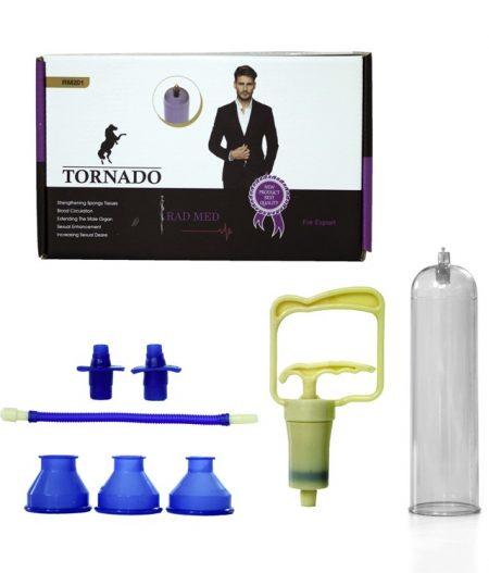 دستگاه وکیوم مردانه تورنادو (درجه یک)